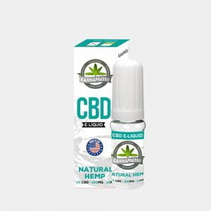 Cannapresso - Hemp CBD E-Liquid (10ml/100mg)