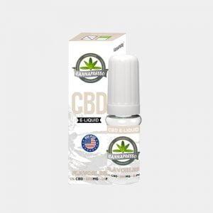 Cannapresso - Flavorless CBD E-Liquid (10ml/100mg)