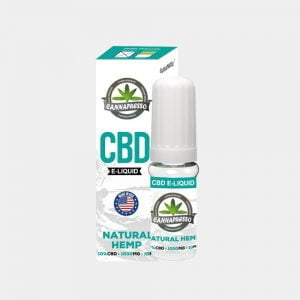 Cannapresso - Hemp CBD E-Liquid (10ml/1000mg)