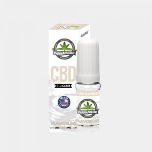 Cannapresso - Flavorless CBD E-Liquid (10ml/1000mg)