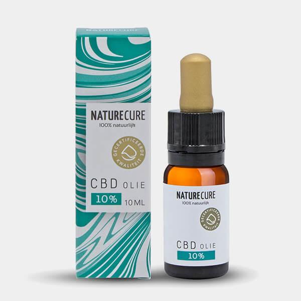 Nature Cure - 10% CBD Oil (10ml)