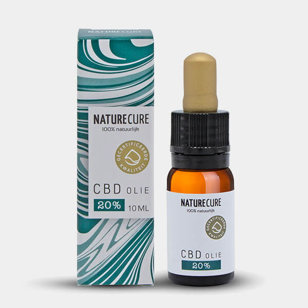 Nature Cure - 20% CBD Oil (10ml)