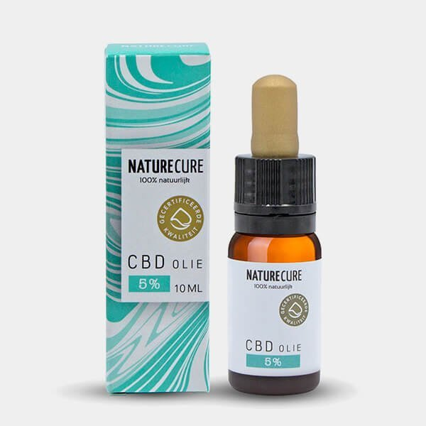 Nature Cure - 5% CBD Oil (10ml)