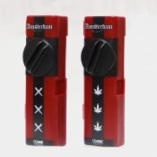 Combie™ All-In-One pocket grinder - Amsterdam leaves 2 (10pcs/display)