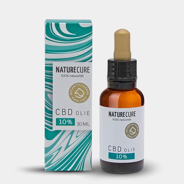 Nature Cure - 10% CBD Oil (30ml)
