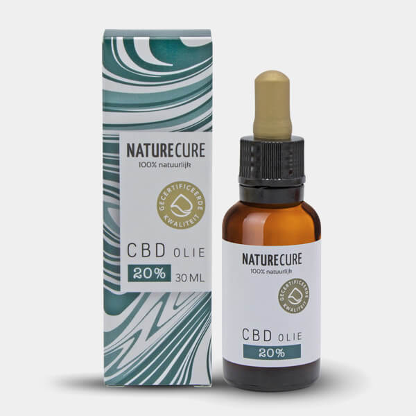 Nature Cure - 20% CBD Oil (30ml)