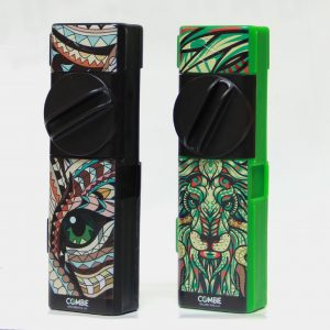 Combie™ All-In-One pocket grinder - Animal arts (10pcs/display)