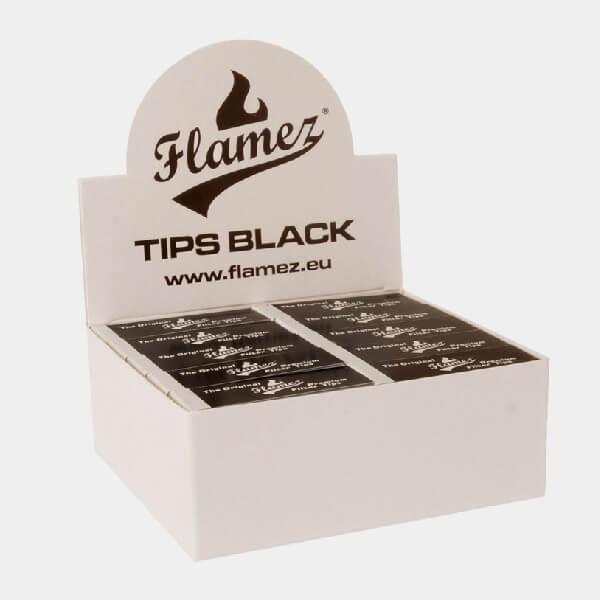 Flamez regular slim tips (24pcs/display)