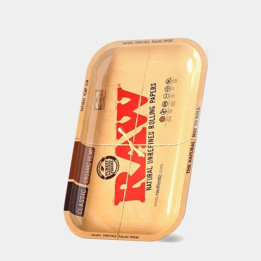 RAW - Original Medium Metal Rolling Tray
