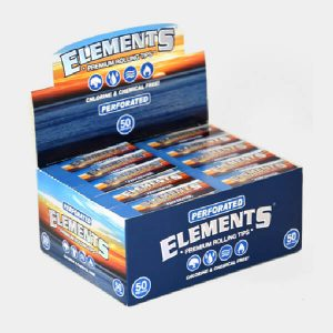 Elements regular slim tips (50pcs/display)