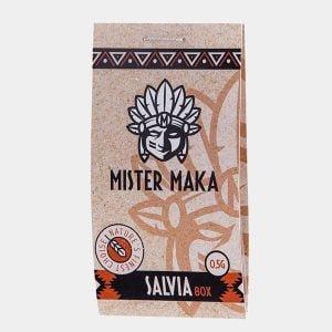 Mister Maka - Salvia - 0.5g 80x