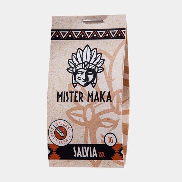 Mister Maka - Salvia - 1g - 15x