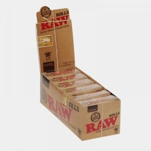 RAW Rolls 3 meters slim (12pcs/display)