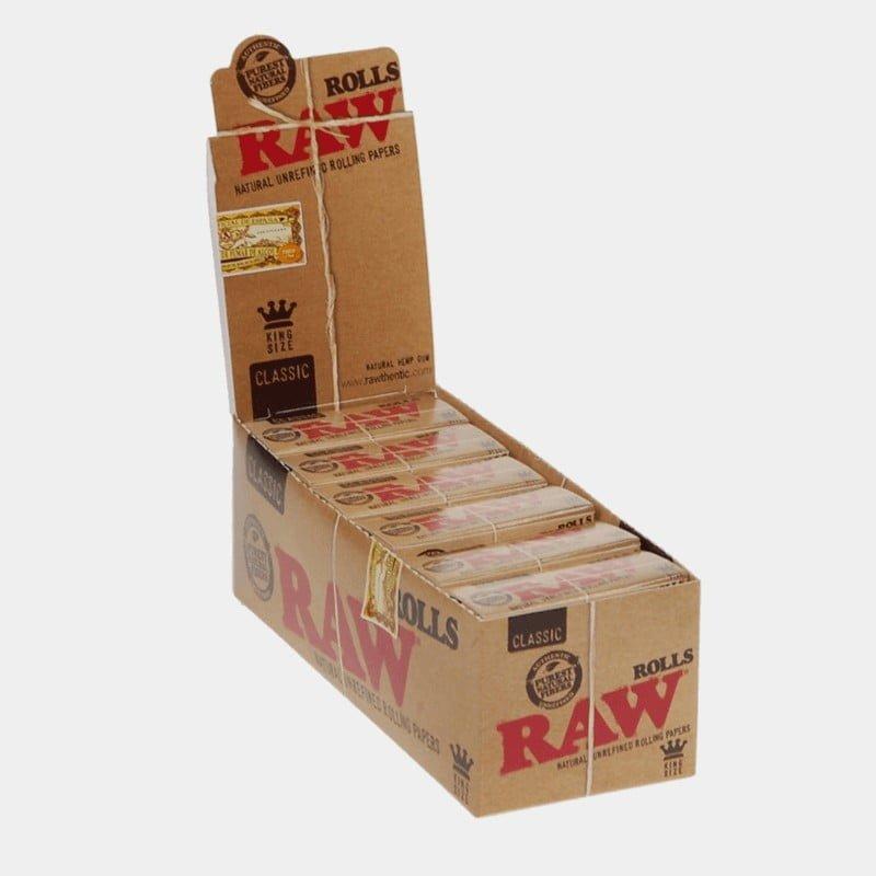 RAW Rolls 3 meters slim (12pcs/display)