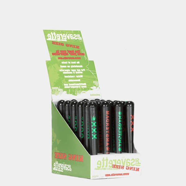 Saverette - Kingsize Amsterdam designs joint holders 110mm (24pcs/display)