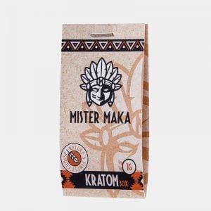 Mister Maka - Kratom 1g 30x