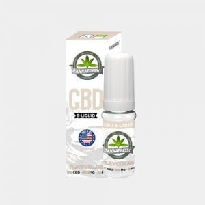 Cannapresso - Flavorless CBD E-Liquid (10ml/500mg)