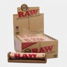 RAW 2-Way kingsize rolling machine 110mm (12pcs/display)