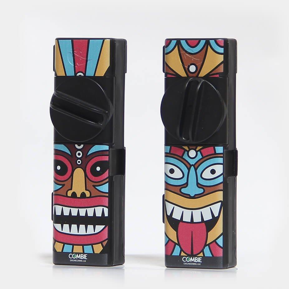 Combie™ All-In-One pocket grinder - Maori (10pcs/display)