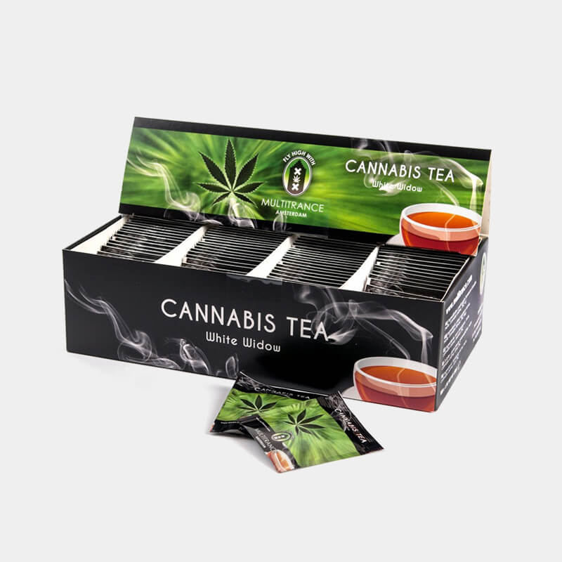 Cannabis classic tea THC free (100pcs/display)