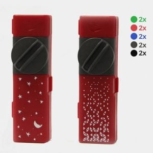 Combie™ All-In-One pocket grinder - Abstract 1 (10pcs/display)