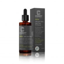 Canneff Green - CBD Anti-blue light Face Oil Serum 30ml