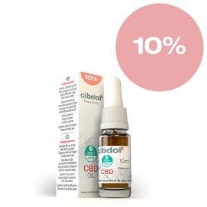 Cibdol - 10% CBD oil (10ml)