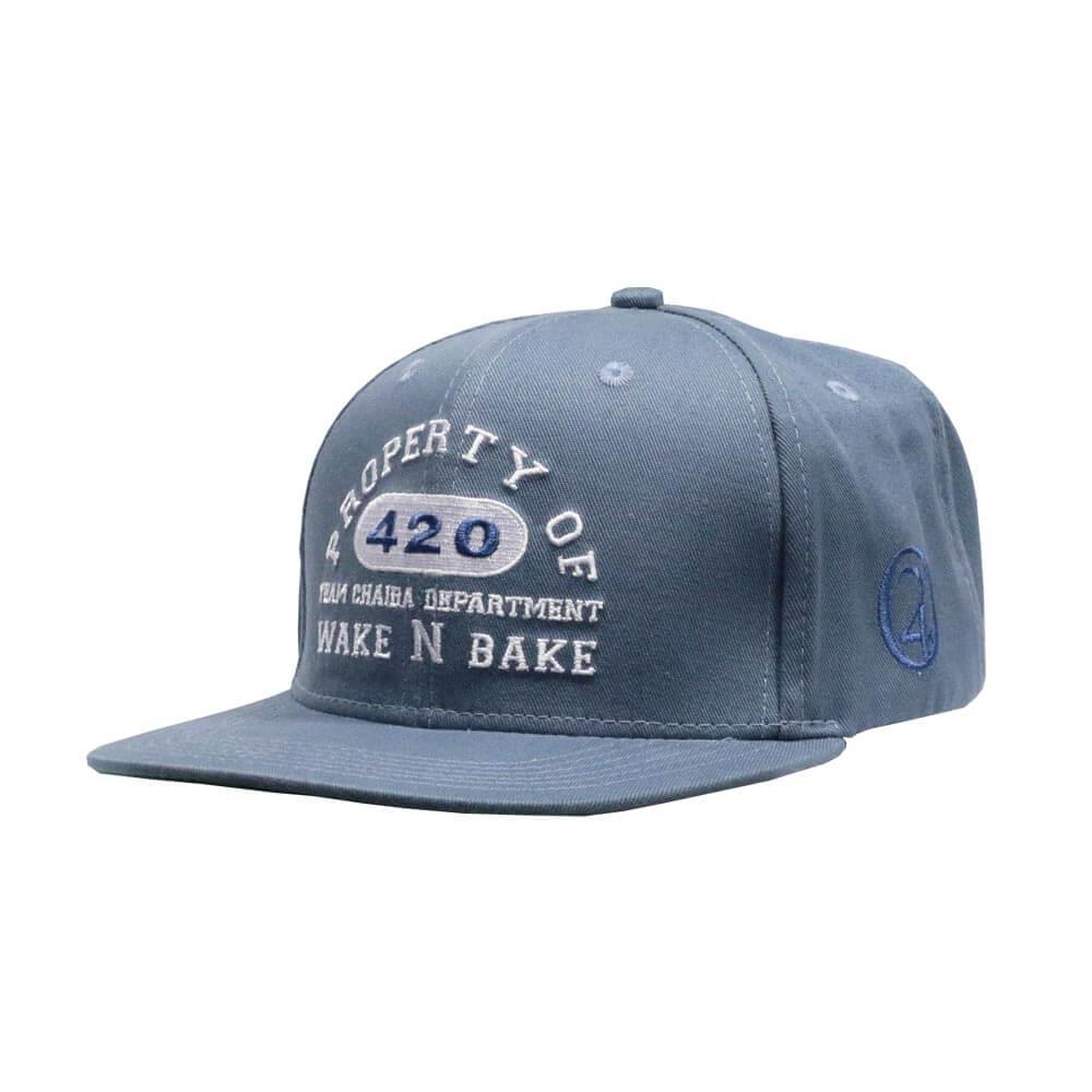 Lauren Rose - Property of 420 + built-in stash 420 Hat
