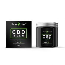 Pharma Hemp 1% CBD Balm with Bioactive Compounds (30ml)