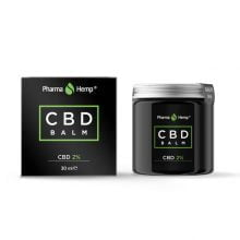 Pharma Hemp 2% CBD Balm with Bioactive Compounds (30ml)