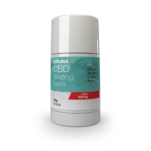 Cibdol - Heating Balm (26g)