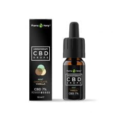 Pharma Hemp Aromatherapy Mint Chocolate Vanilla CBD Drops 7% (10ml)
