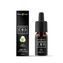 Pharma Hemp Aromatherapy Mint Vanilla CBD Drops 7% (10ml)