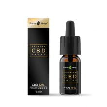 Pharma Hemp Premium CBD Drops 12% (10ml)