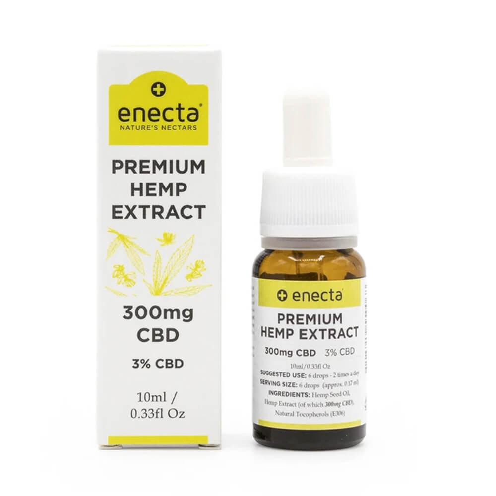 Enecta 3% CBD Oil 300mg (10ml)