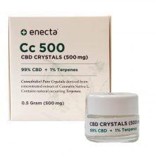 Enecta CC500 500mg CBD Crystals(0.5g)
