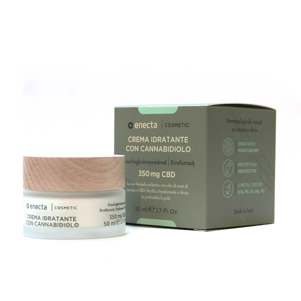 Enecta 350mg CBD Moisturizing Cream (50ml)
