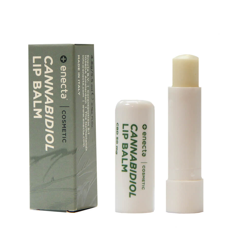 Enecta 50mg CBD Lipbalm (5.5ml)