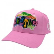 Lauren Rose - Zkittles Pink + built-in stash 420 Hat