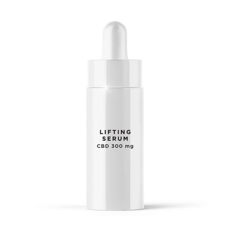 Mikka Lifting Serum Anti-Ageing with Hyaluronic Acid 300mg CBD (30ml)