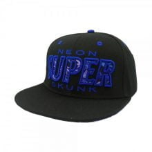 Lauren Rose - Neon Super Skunk + built-in stash 420 Hat