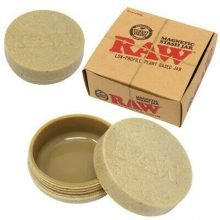 RAW Magnetic Stash Jar Silicone