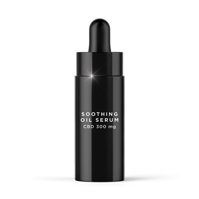 Mikka Soothing Oil Serum Moisturizer Troubled Skins 300mg CBD (30ml)