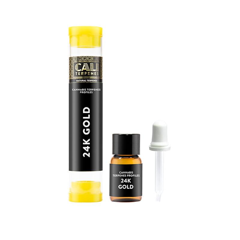 Cali Terpenes - 24k Gold terpenes (1ml)