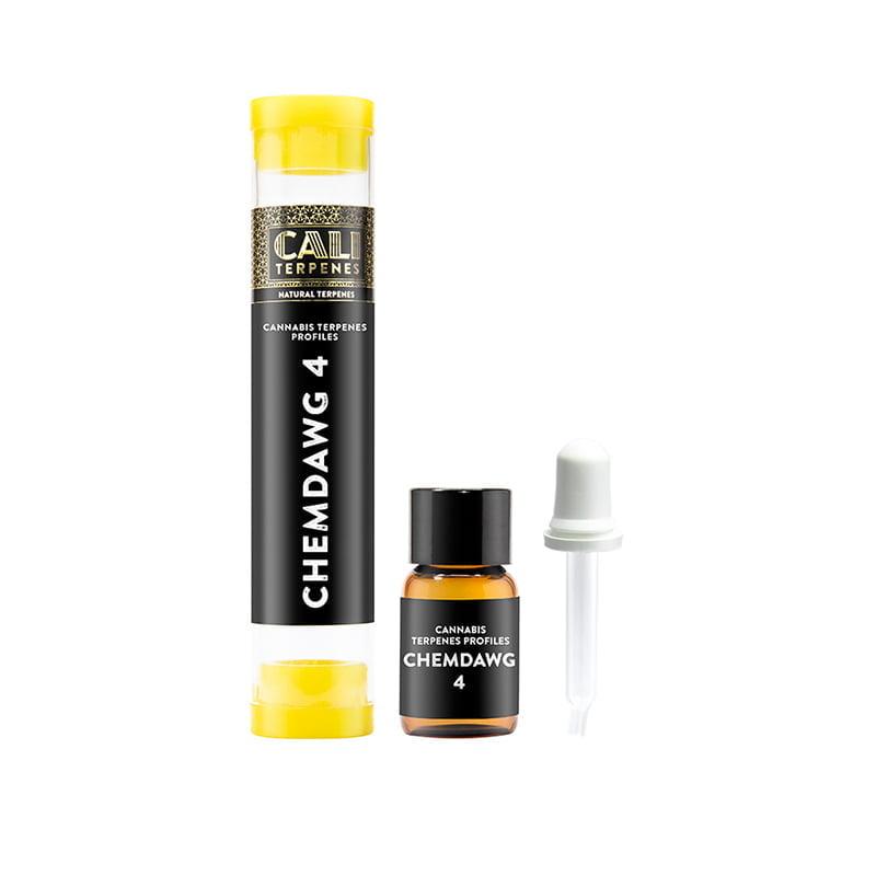 Cali Terpenes - Chemdawg 4 terpenes (1ml)