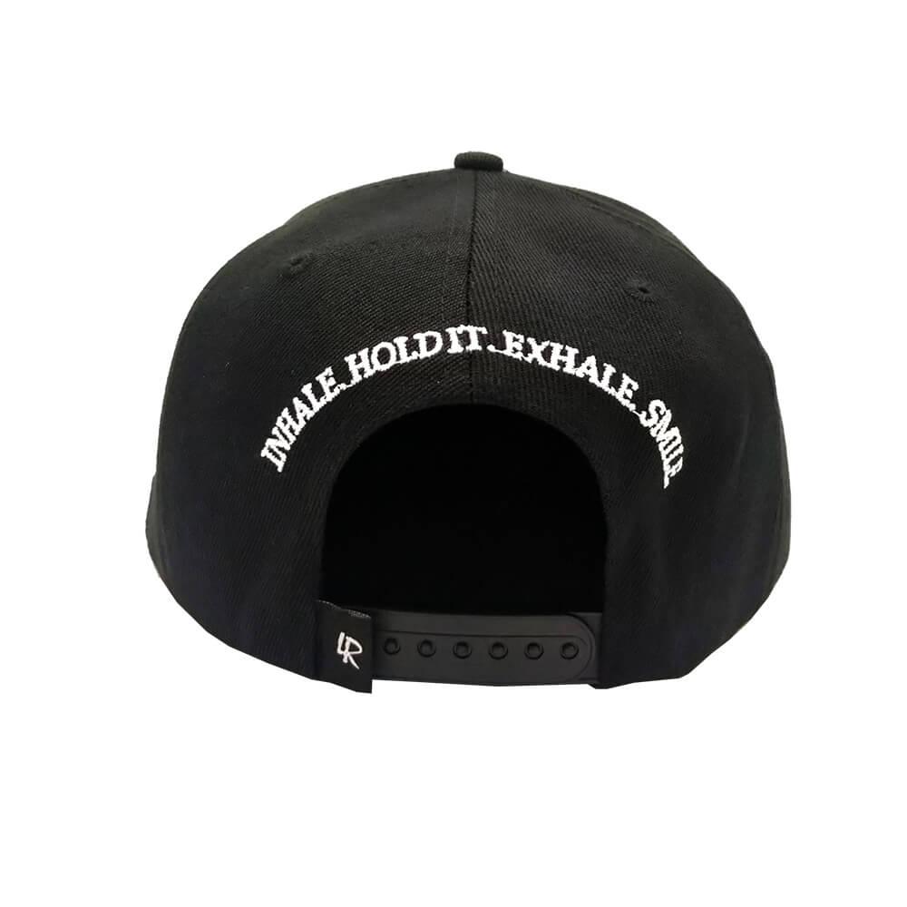 Lauren Rose - White Widow + built-in stash 420 Hat