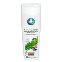 Annabis Bodycann Kids and Babies 2 in 1 Shower Gel and Shampoo (250ml)