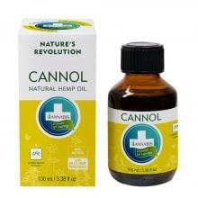Annabis Cannol Natural Hemp Oil 100ml