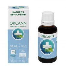 Annabis Orcann Hemp Mouthwash Dilutable Drops 30ml
