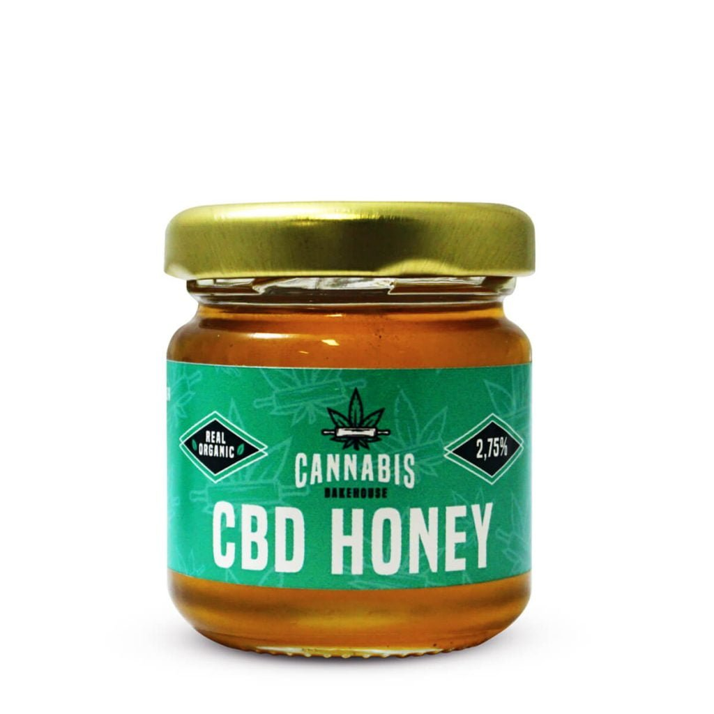 Cannabis Bakehouse CBD Honey 60ml - 2.75%